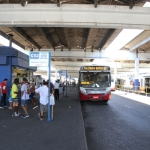 Terminal Américo Fontenelle | Foto: Jorge dos Santos