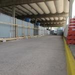 Obras no Terminal de Nilópolis