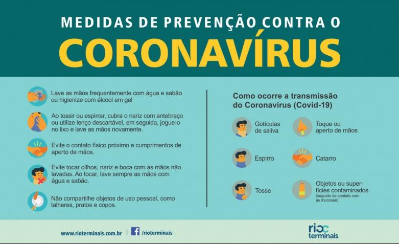 Painel TV40_Campanha Coronavirus 2020